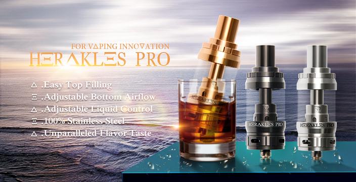 Sense Herakles Pro Sub Ohm Tank - 4.5ml