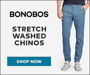 Stretch Washed Chinos