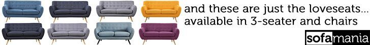 Love Seats Starting at $249.99 with FREE Shipping.