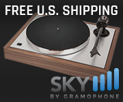 Free Shipping @SKYbyGramophone 180x150