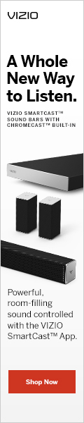 VIZIO SmartCast™ Sound Bars