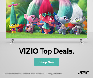 VIZIO.com Top Display and Audio Deals!