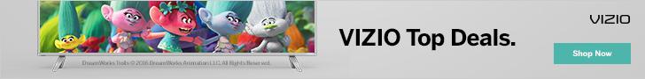 VIZIO banner