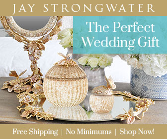 Jay Strongwater Wedding Collection