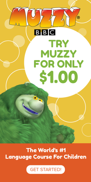 Muzzy 300x600
