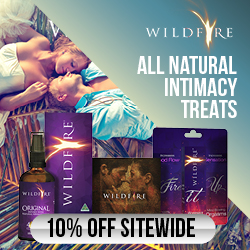 Wildfire All Natural Sensual Oils