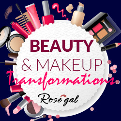 beauty, make up, accessories