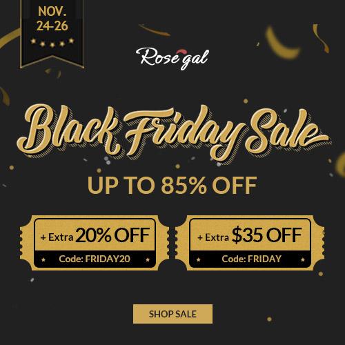 Black Firday Sale