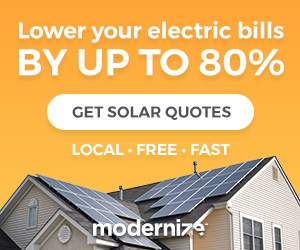Compare quotes from the top solar installers in your area!