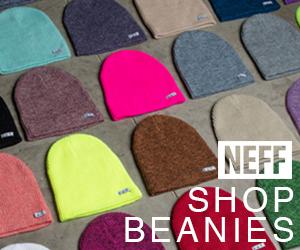Shop Neff Beanies