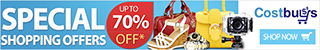 Up to 70% Off at Costbuys.com