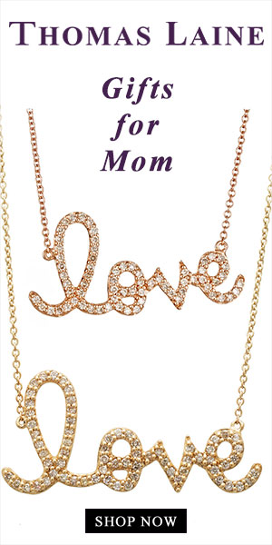 Shop Thomas Laine Mother's Day Jewelry Gifts