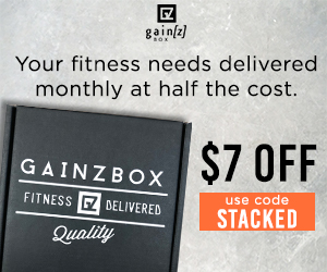 Get $7 OFF your first box.