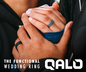 QALO: The functional wedding ring. Shop now!