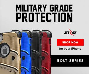 Zizo wireless iphone cases