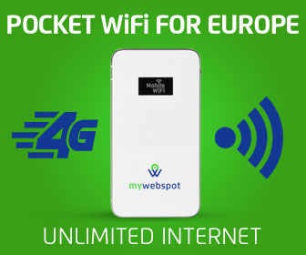 Pocket WiFi for Europe