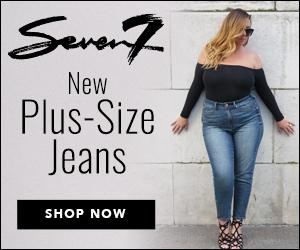 Plus Size : Seven7 Jean