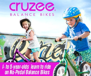Cruzee - No-Petal Balance Bikes