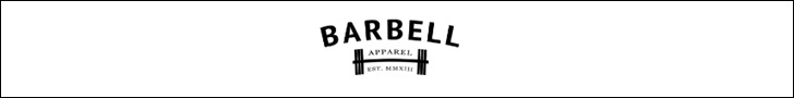 Barbell Apparel banner
