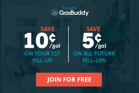 Pay With Gas Buddy Today.