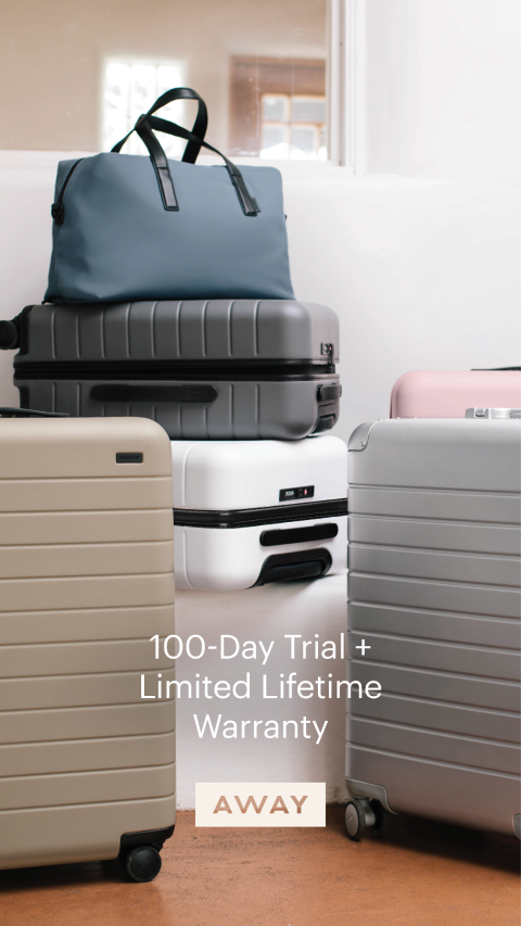 Away: Luggage Built for Modern Travel