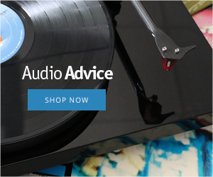 Audio Advice banner