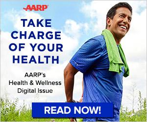 AARP's Health & Wellness Digital Magazine