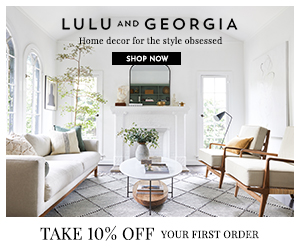 Lulu and Georgia 10% OFF