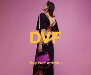 Diane von Furstenberg - DVF banner