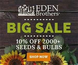 Save on Seeds