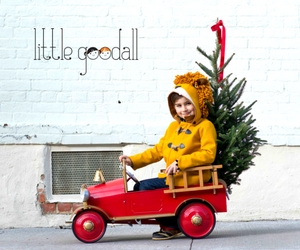 Little Goodall animal coats are perfect for holiday gifting.