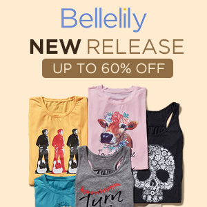 Bellelily New Product Release Up To 60% OFF