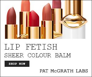 Lip Fetish Sheer Colour Balms are Here!