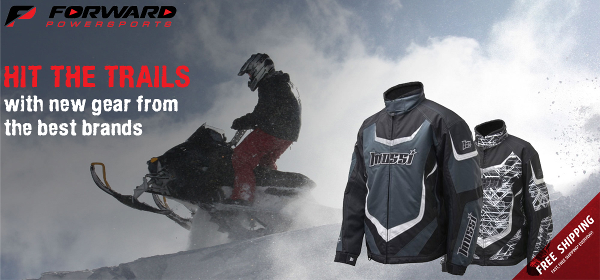 Gear Up For Winter With Forward Powersports