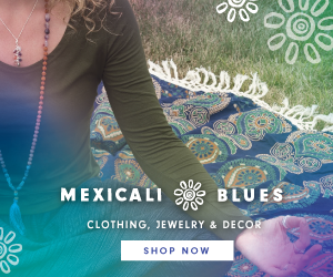 clothing, jewelry, world goods from Mexicali Blues