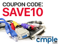 New 10% OFF coupon for Cmple.com