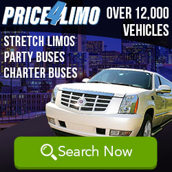 Search Limos, Party Buses & Charter Buses