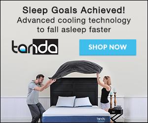 Tanda Sleep Banner