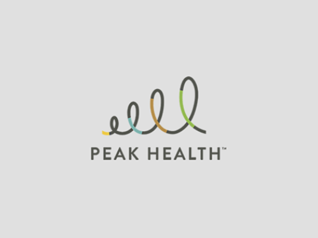 Shop Peak Health Today.