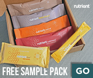 Use Code TRYNUTRIENT For A Free Sample Pack