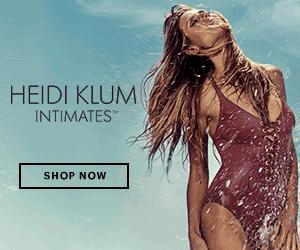 Heidi Klum Intimates Swim