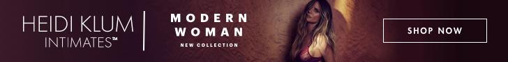 Heidi Klum Intimates banner