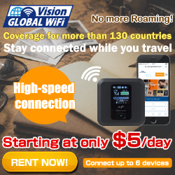 Rent your WiFi Now!