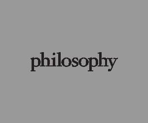 Philosophy banner