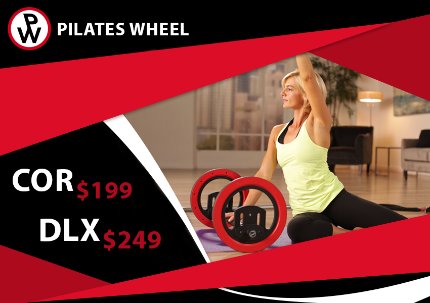 The Pilates Wheel