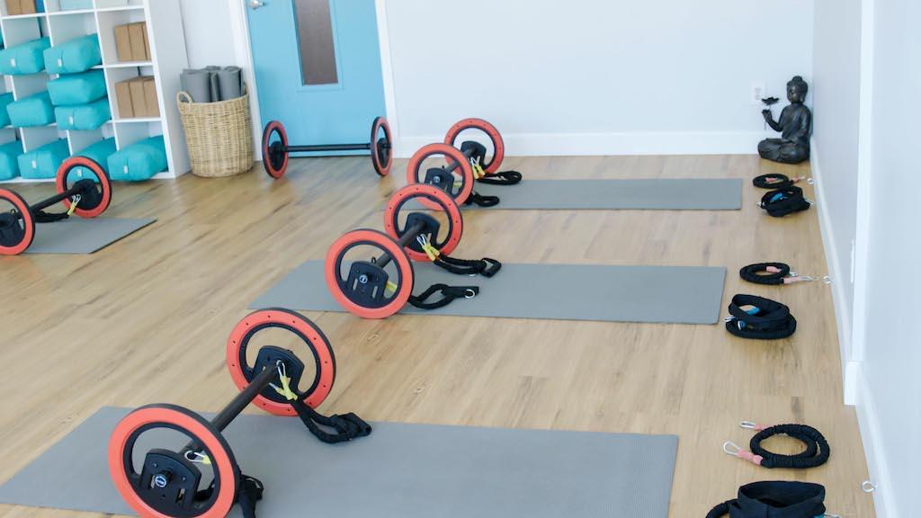 Pilates Wheel Images