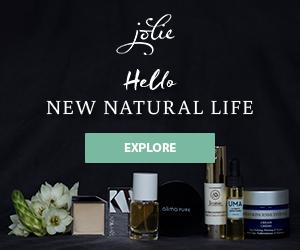 Shop Natural Cosmetics at Jolie