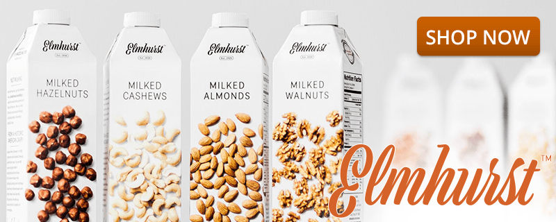 Get Free Shipping with 6 or more milks at Elmhurst1925.com