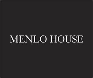 The Menlo House banner