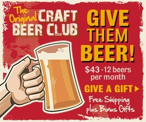 Subscribe to Craft Beer Club Today!